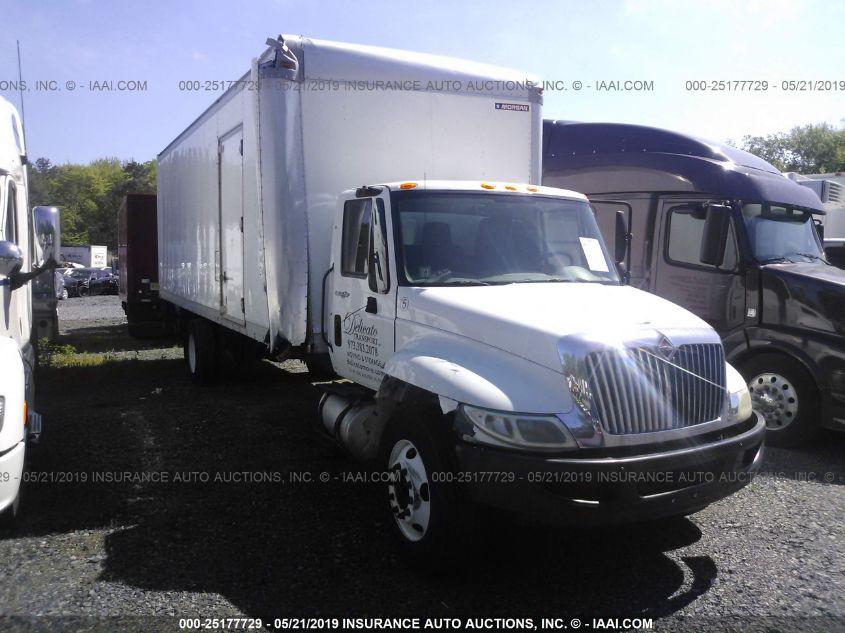 2011 International 4300 25177729 Iaa Insurance Auto Auctions