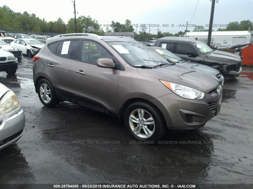Tucson Car Auction >> 2011 Hyundai Tucson Gls Limited For Auction Iaa