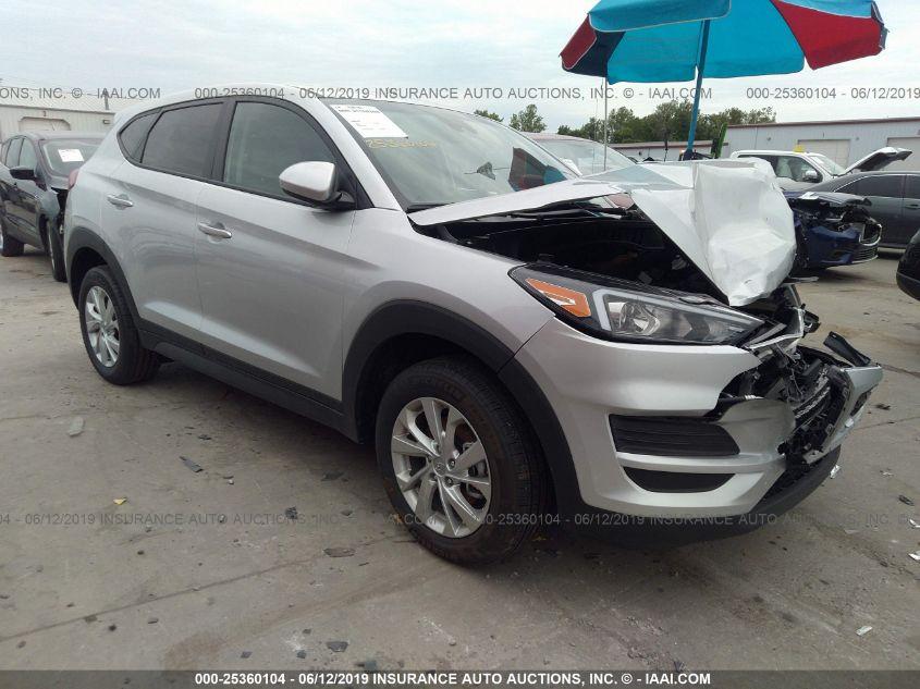 Tucson Car Auction >> 2019 Hyundai Tucson 25360104 Iaa Insurance Auto Auctions