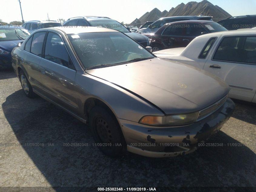 2001 Mitsubishi Galant 25382348 Iaa Insurance Auto Auctions