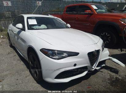Alfa Auto Insurance >> 2017 Alfa Romeo Giulia 25575739 Iaa Insurance Auto Auctions