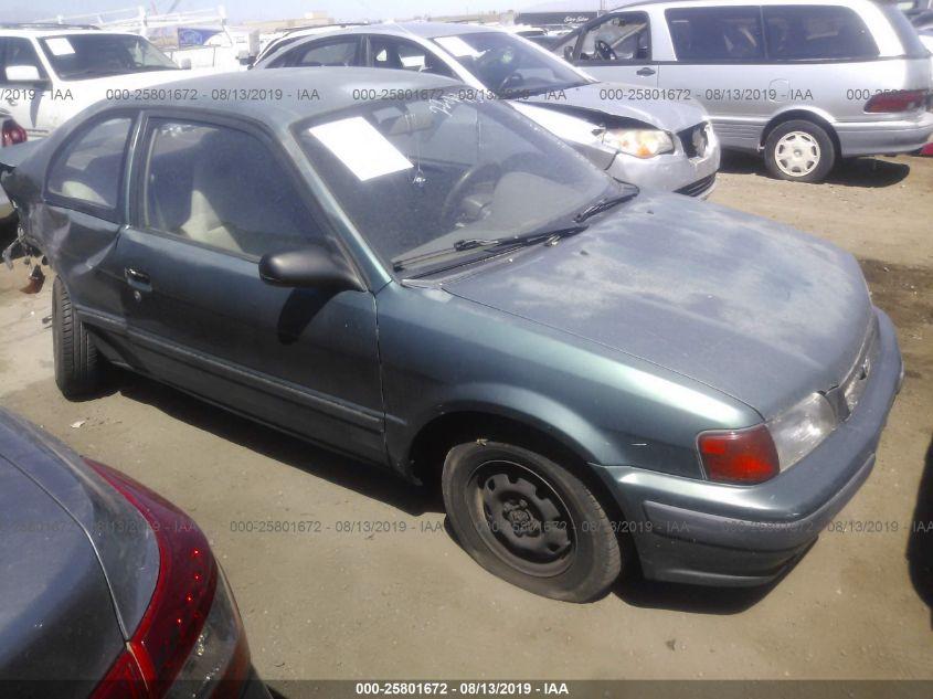 1996 toyota tercel 25801672 iaa insurance auto auctions iaa