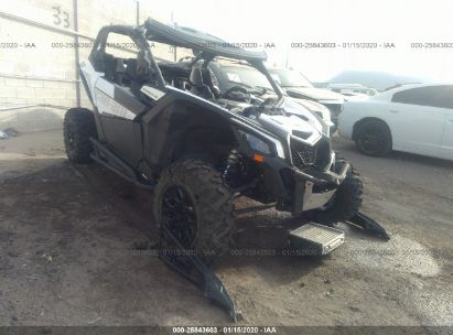 Can Am X3 For Sale >> Used 2018 Can Am Maverick X3 For Sale Salvage Auction