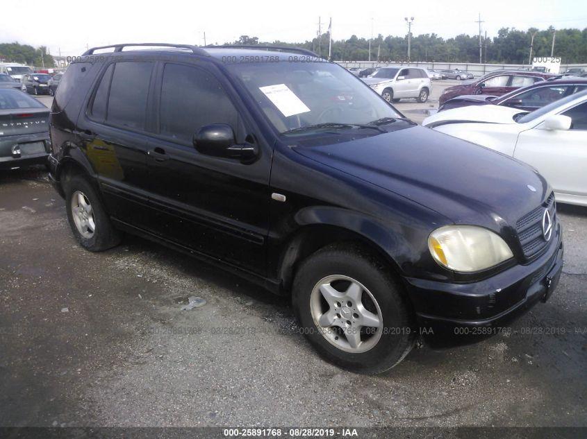 1999 MERCEDES-BENZ ML, 25891768 | IAA-Insurance Auto Auctions