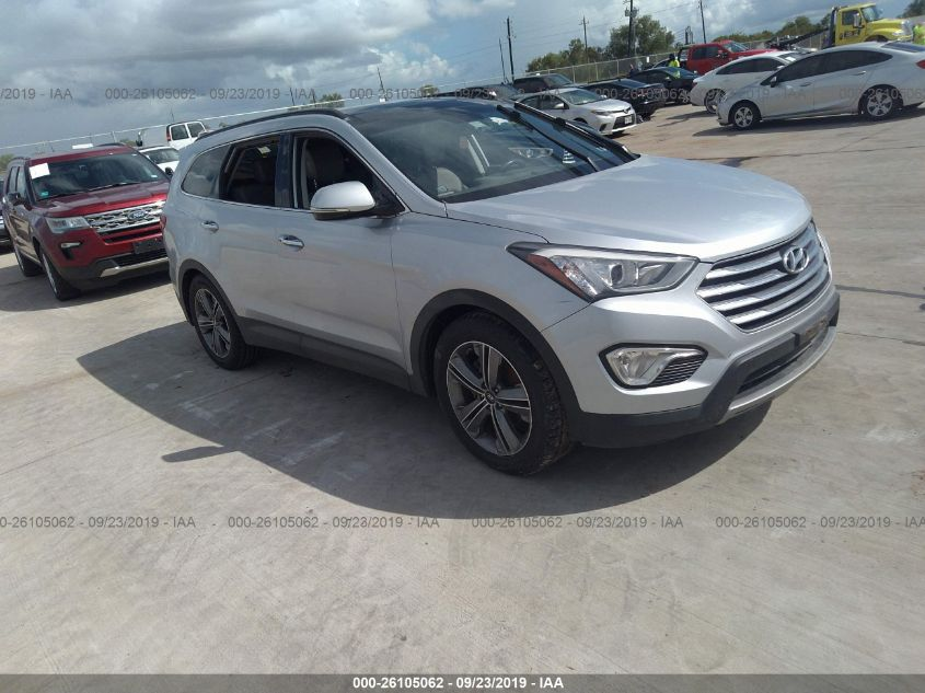 2016 Hyundai Santa Fe 26105062 Iaa Insurance Auto Auctions