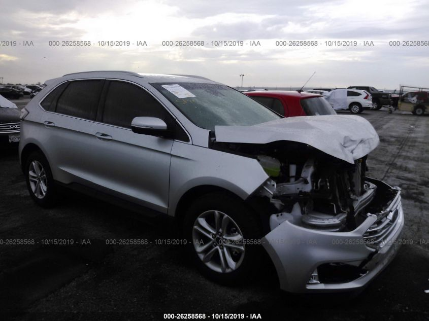 2019 FORD EDGE, 26258568 | IAA-Insurance Auto Auctions