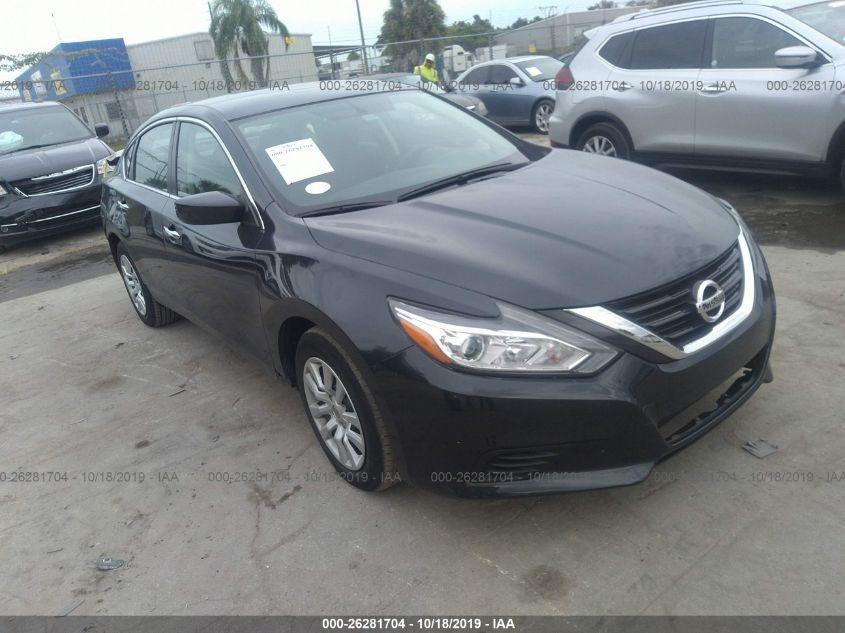 2017 Nissan Altima Sv >> 2017 Nissan Altima 26281704 Iaa Insurance Auto Auctions