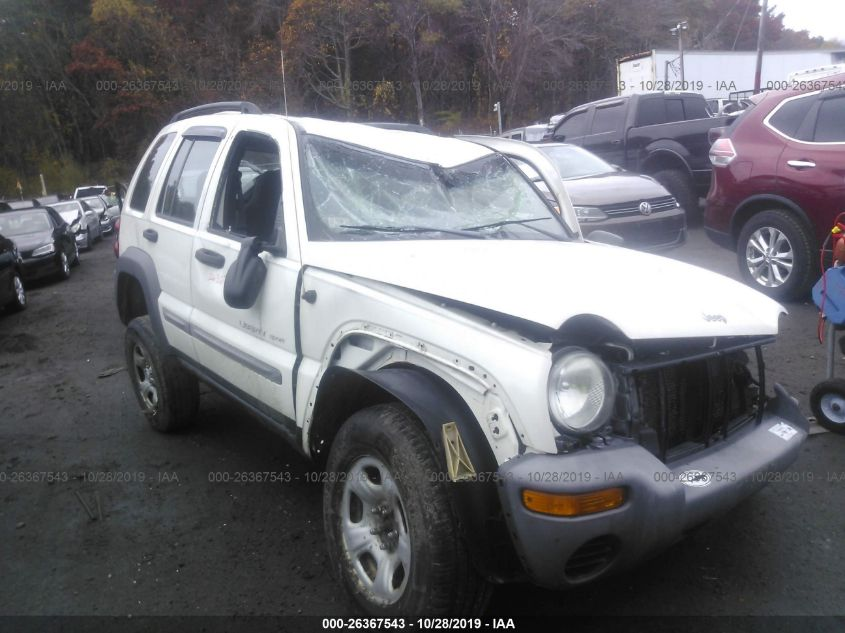 2003 Jeep Liberty Sport >> 2003 Jeep Liberty 26367543 Iaa Insurance Auto Auctions