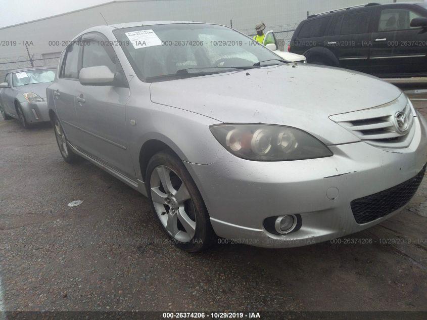 2004 Mazda 3 Hatchback >> 2004 Mazda 3 26374206 Iaa Insurance Auto Auctions