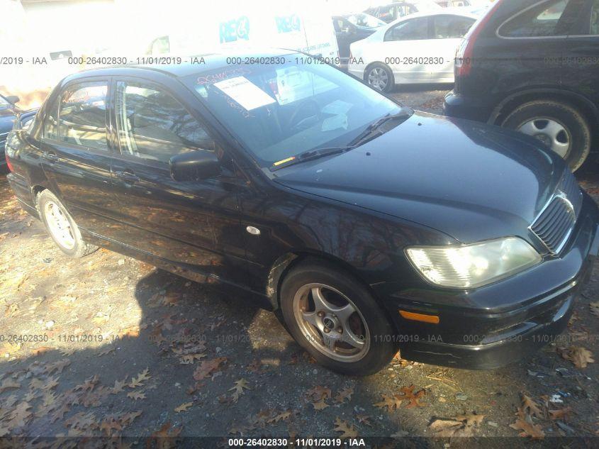 2003 MITSUBISHI LANCER, 26402830 | IAA-Insurance Auto Auctions