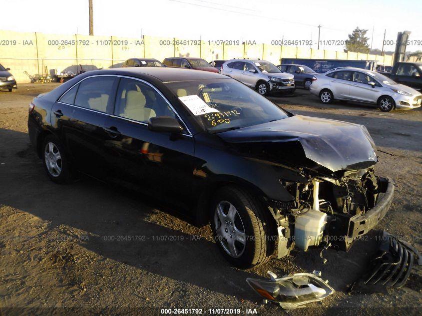2009 TOYOTA CAMRY, 26451792 | IAA-Insurance Auto Auctions