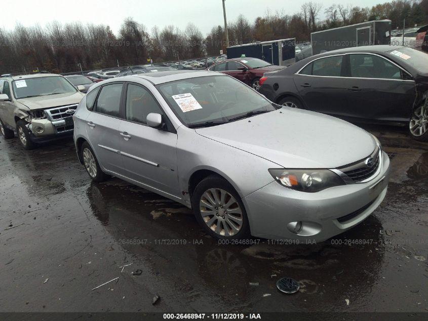 2009 Subaru Impreza 2.5 I >> 2009 Subaru Impreza 26468947 Iaa Insurance Auto Auctions