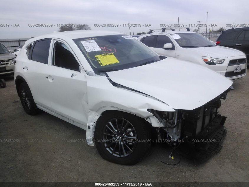 2019 MAZDA CX-5, 26469259 | IAA-Insurance Auto Auctions