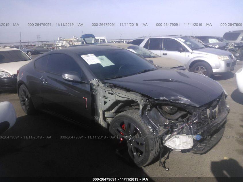 2015 Hyundai Genesis Coupe 26479091 Iaa Insurance Auto