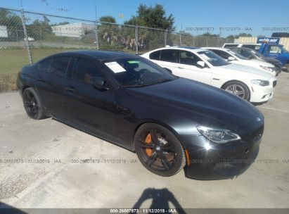 BMW M6 Gran Coupe >> 2016 Bmw M6 Gran Coupe For Auction Iaa