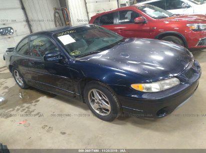 2002 Pontiac Grand Prix Gt >> 2002 Pontiac Grand Prix 26517480 Iaa Insurance Auto Auctions