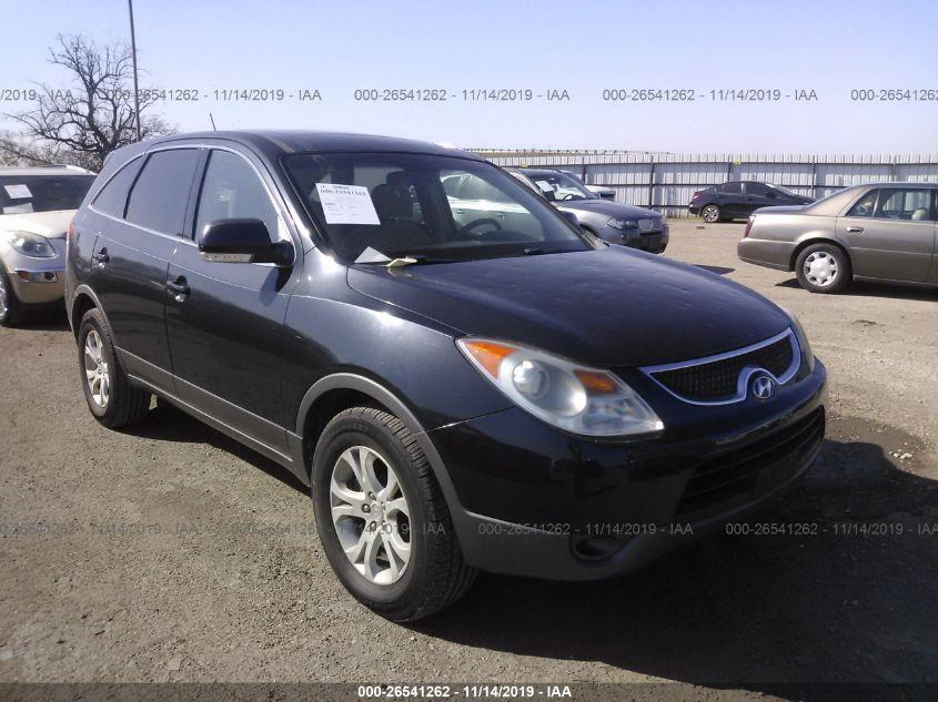 2007 HYUNDAI VERACRUZ, 26541262 | IAA-Insurance Auto Auctions