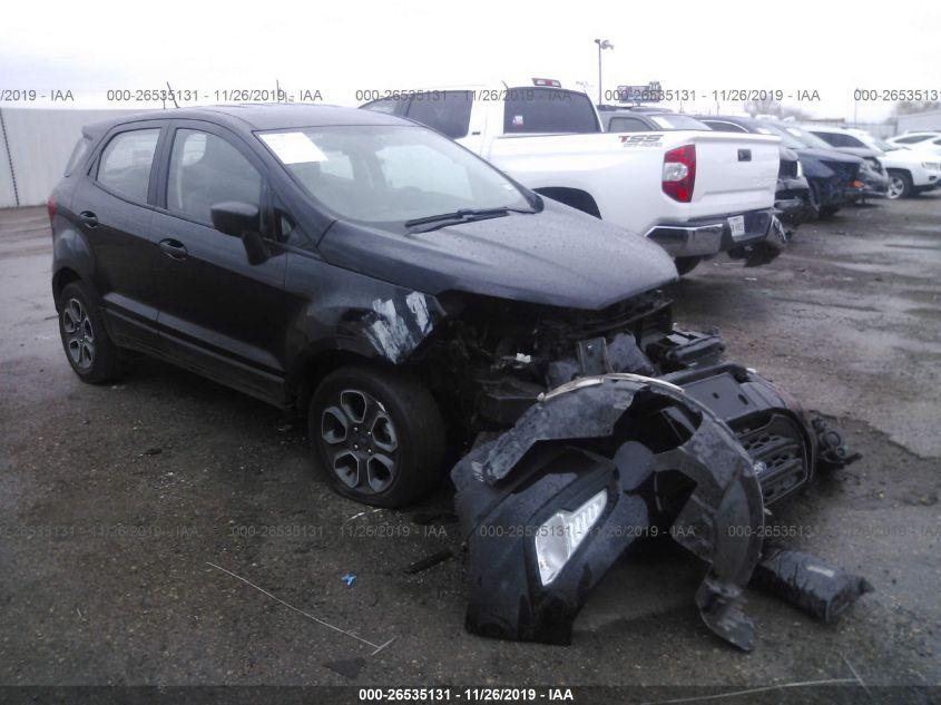 2018 FORD ECOSPORT, 26535131 | IAA-Insurance Auto Auctions