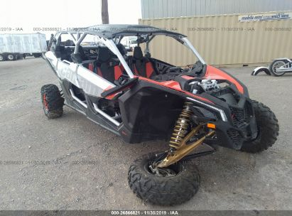 Can Am X3 For Sale >> Used 2020 Can Am Maverick X3 For Sale Salvage Auction