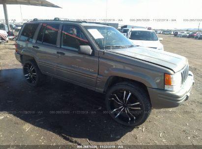 1998 Jeep Grand Cherokee Laredo >> 1998 Jeep Grand Cherokee 26570320 Iaa Insurance Auto Auctions