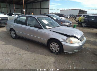 1999 Honda Civic 26591631 Iaa Insurance Auto Auctions