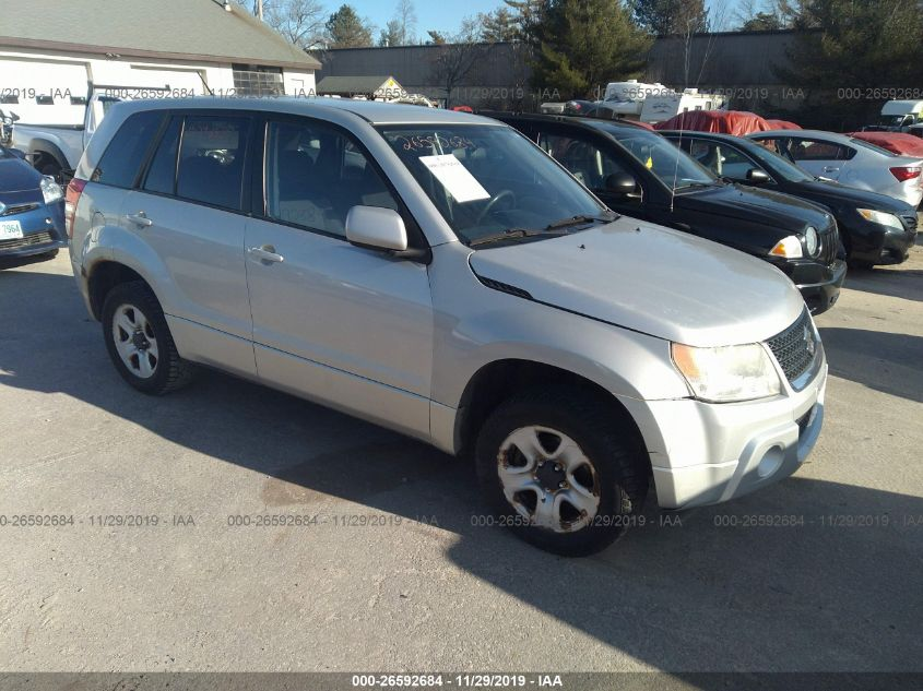 2009 SUZUKI GRAND VITARA, 26592684 | IAA-Insurance Auto Auctions