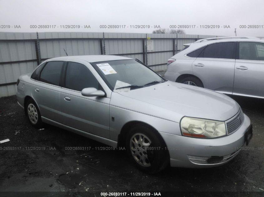 2003 SATURN L200, 26593117 | IAA-Insurance Auto Auctions