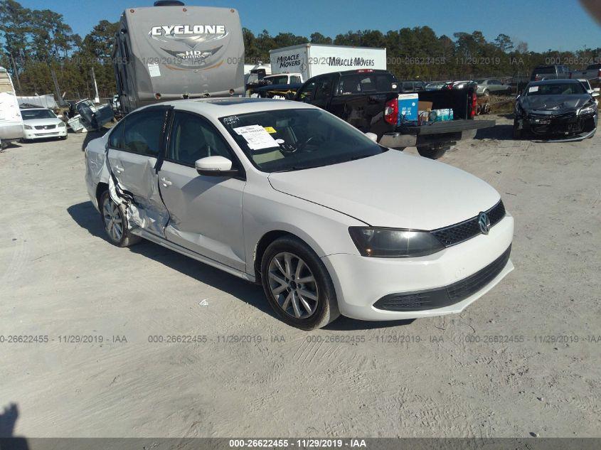 2012 Volkswagen Jetta Se >> 2012 Volkswagen Jetta 26622455 Iaa Insurance Auto Auctions
