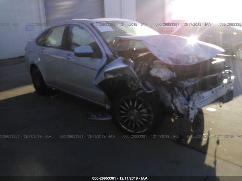2010 FORD FOCUS SES for Auction - IAA