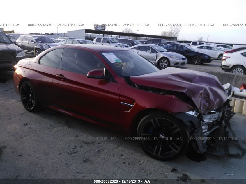 2015 BMW M4 for Auction - IAA