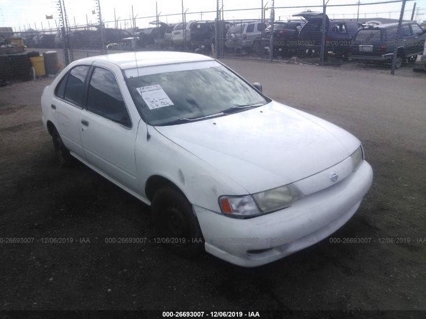 1999 nissan sentra 26693007 iaa insurance auto auctions iaa
