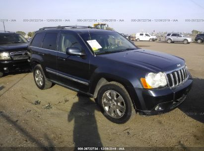 2008 Jeep Grand Cherokee Limited >> 2008 Jeep Grand Cherokee Limited For Auction Iaa
