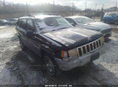 1998 Jeep Grand Cherokee Laredo >> 1998 Jeep Grand Cherokee 26708134 Iaa Insurance Auto Auctions