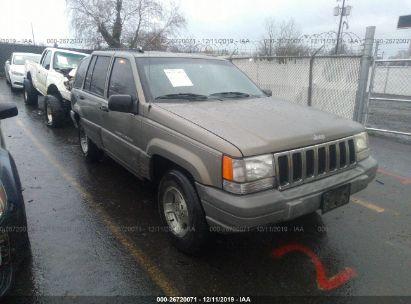 1998 Jeep Grand Cherokee Laredo >> 1998 Jeep Grand Cherokee Laredo Tsi For Auction Iaa