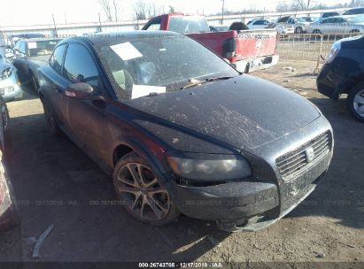 Volvo C30 For Sale >> Used 2009 Volvo C30 For Sale Salvage Auction Online Iaa