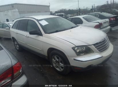 2005 Chrysler Pacifica Touring >> 2005 Chrysler Pacifica 26775235 Iaa Insurance Auto Auctions