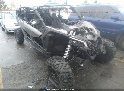 Can Am X3 For Sale >> Used 2019 Can Am Maverick X3 Max For Sale Salvage Auction