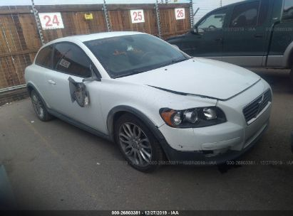 Volvo C30 For Sale >> Used 2008 Volvo C30 For Sale Salvage Auction Online Iaa