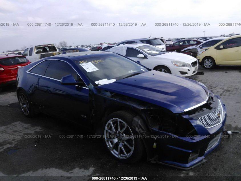 2012 CADILLAC CTS-V for Auction - IAA