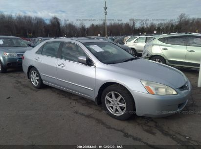 2004 Honda Accord For Sale >> Used 2004 Honda Accord For Sale Salvage Auction Online Iaa