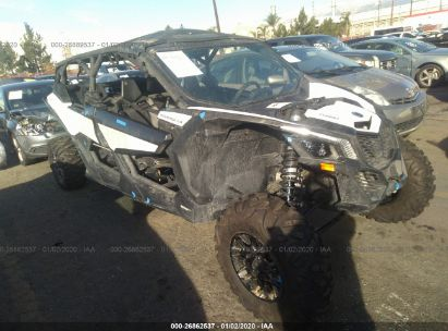 Can Am X3 For Sale >> Used 2018 Can Am Maverick X3 Max For Sale Salvage Auction