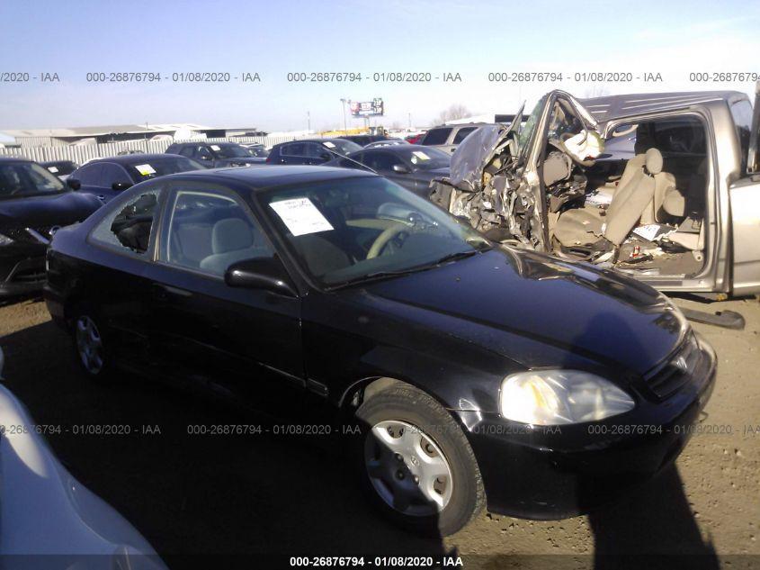 2000 HONDA CIVIC EX for Auction - IAA