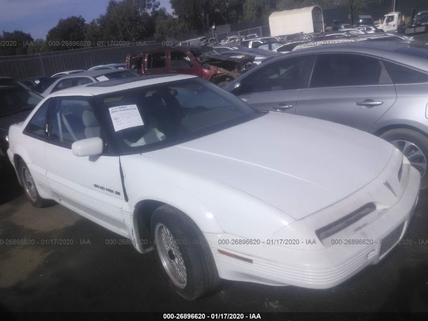 1991 pontiac grand prix se for auction iaa iaa