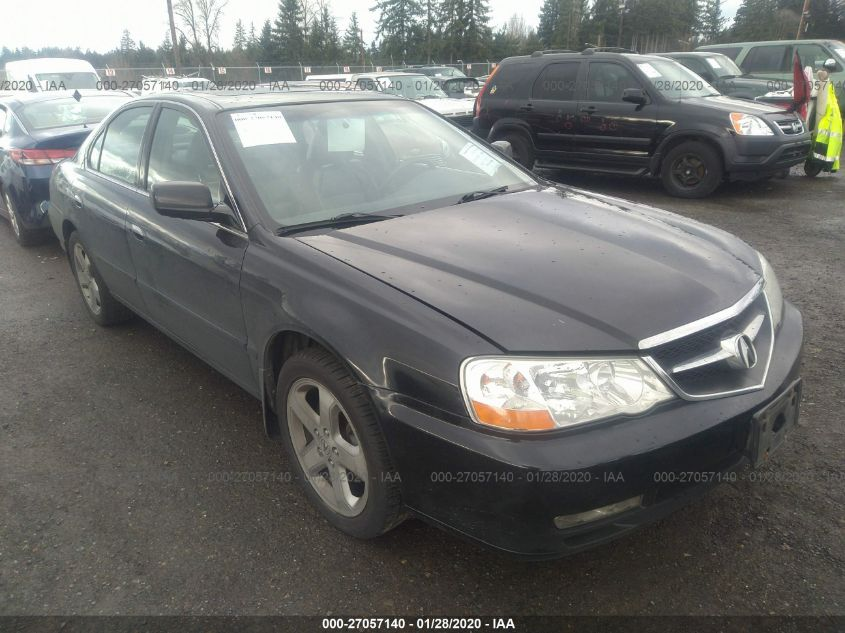 2003 Acura 3 2tl Type S For Auction Iaa