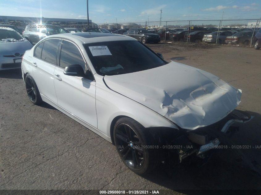 BMW 3 SERIES 2013. Lot# 29508018. VIN WBA3B9C53DF140269. Photo 1