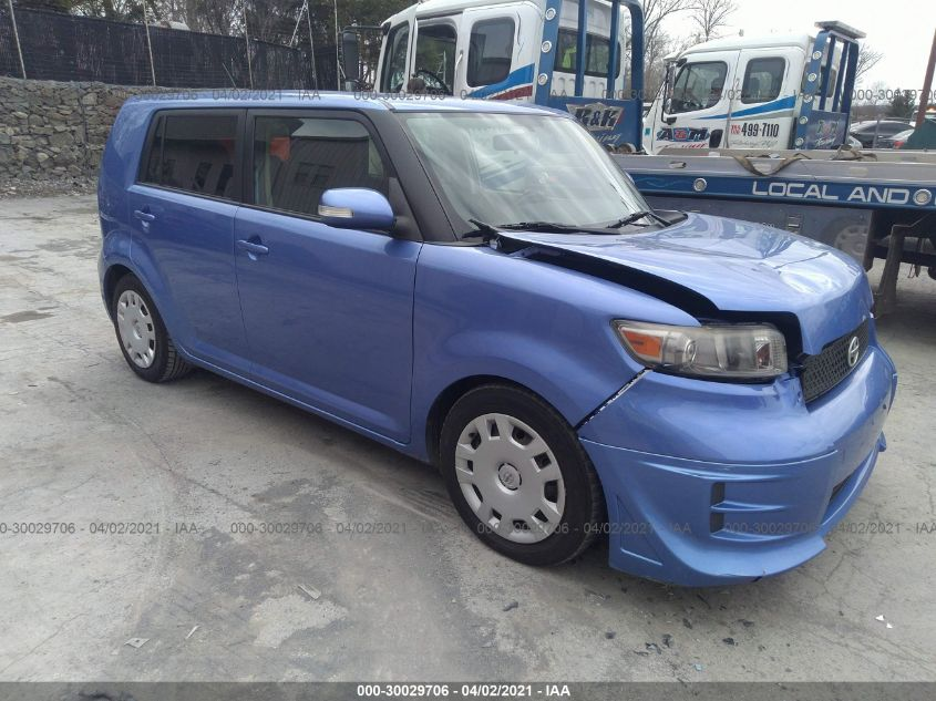 2010 SCION XB - 1