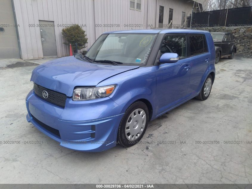 2010 SCION XB - 2