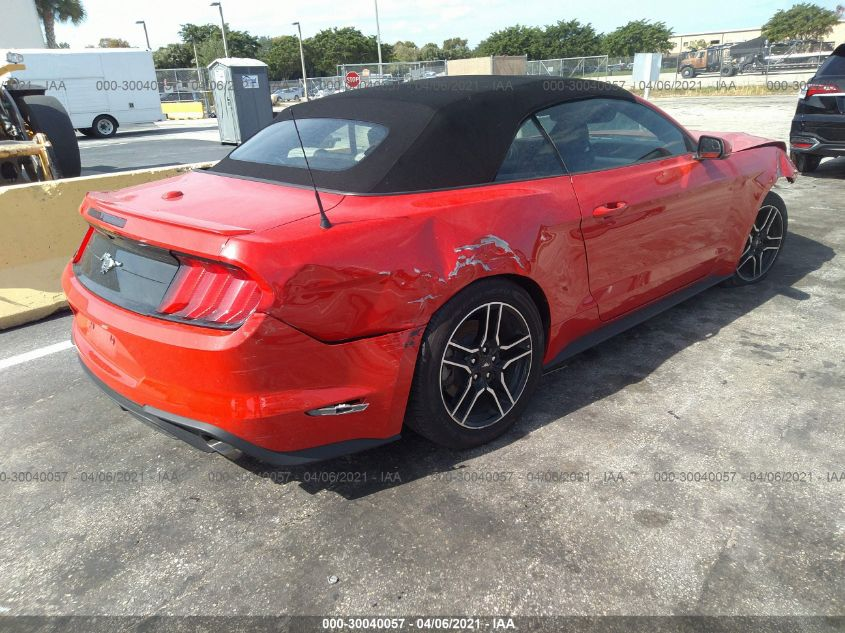 2020 FORD MUSTANG - 4