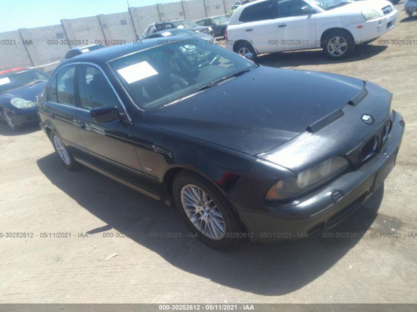 BMW 5 SERIES 2001. Lot# 30252612. VIN WBADT63441CF04321. Photo 1