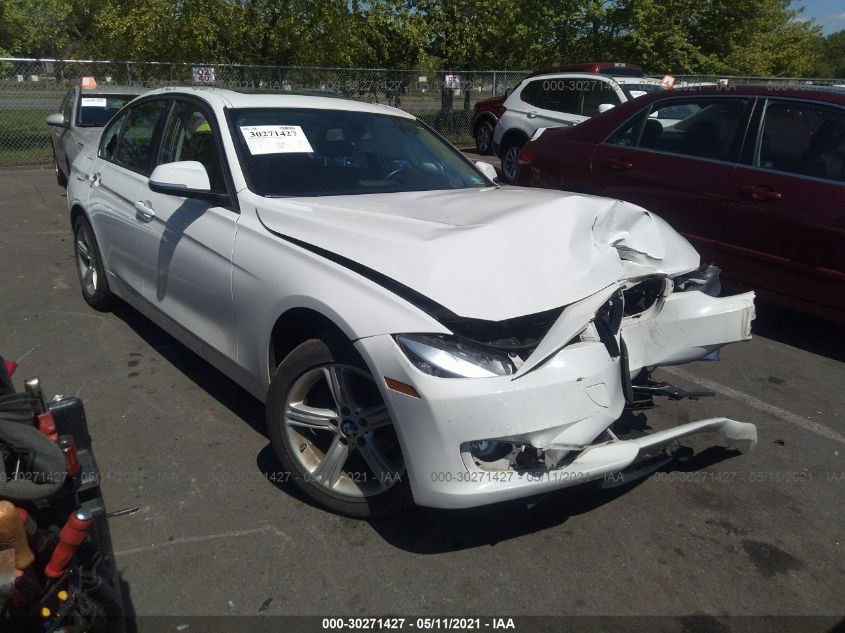 BMW 3 SERIES 2015. Lot# 30271427. VIN WBA3C3G57FNS75123. Photo 1